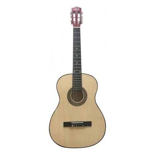 Акустическая гитара DENN DCG390, клен, коричневый