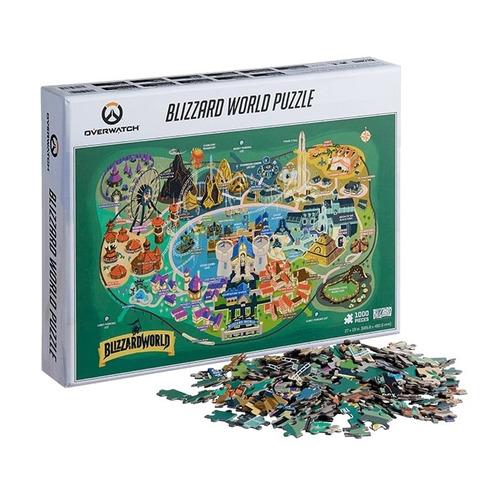 Пазл Blizzard Overwatch World (B62938)