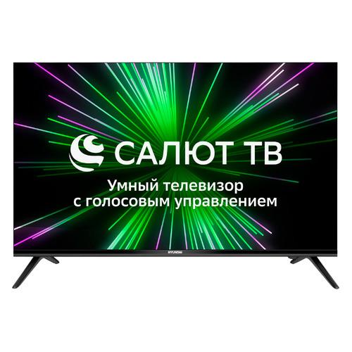 Фото - Телевизор HYUNDAI H-LED43FU7004, Салют ТВ, 43, Ultra HD 4K тв тюнер