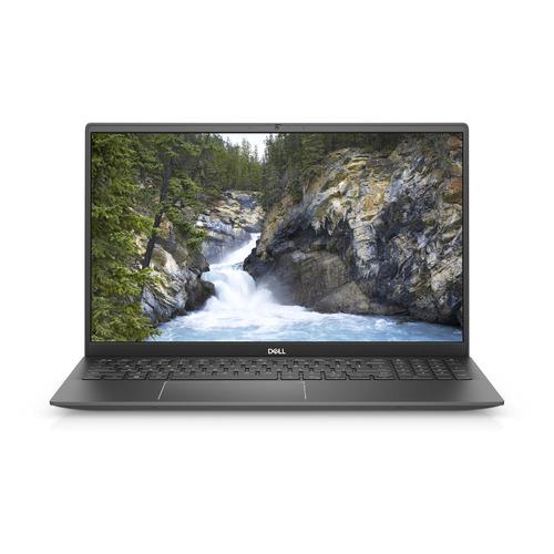 """Ноутбук DELL Vostro 5502, 15.6"""", Intel Core i5 1135G7 2.4ГГц, 8ГБ, 256ГБ SSD, Intel Iris Xe graphics , Windows 10 Home, 5502-5224, серый"""