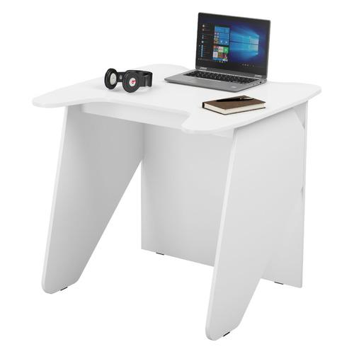 Стол игровой ВИТАЛ-ПК Скилл 800, ЛДСП, белый