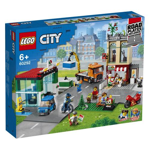 Конструктор LEGO My City Центр города, 60292