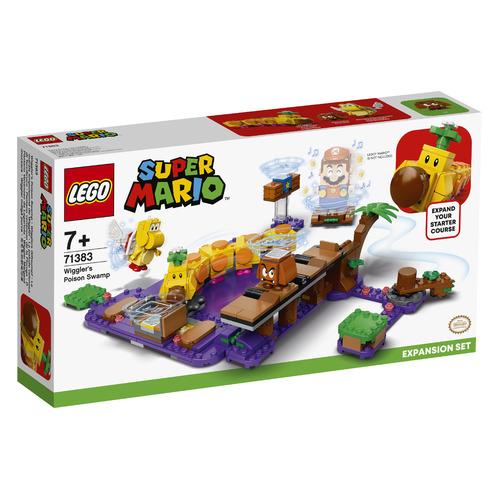Конструктор LEGO Super Mario Ядовитое болото егозы (доп. набор), 71383