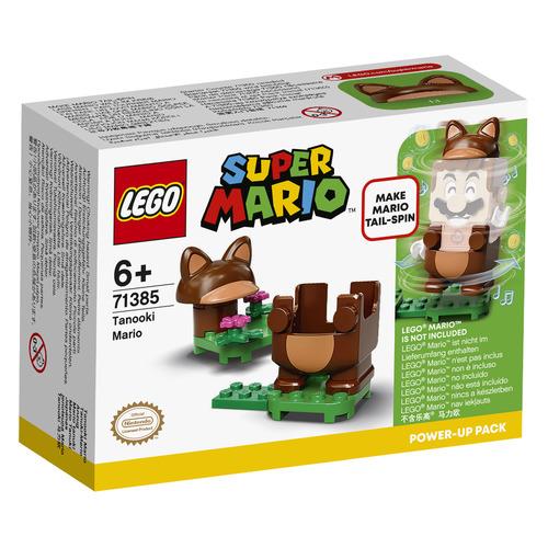 Конструктор Lego Super Mario Набор усилений Марио Тануки, 71385