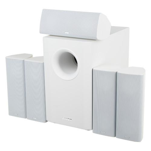 Комплект акустики CANTON Movie 365, белый