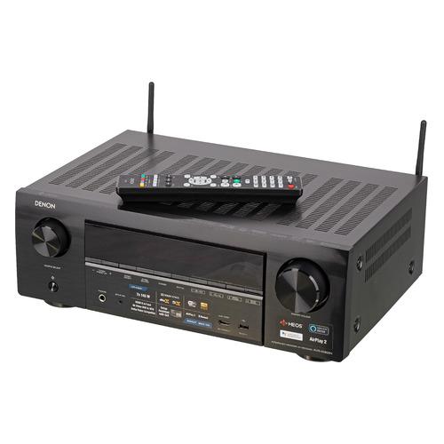 AV-ресивер DENON AVR-X1600H, черный