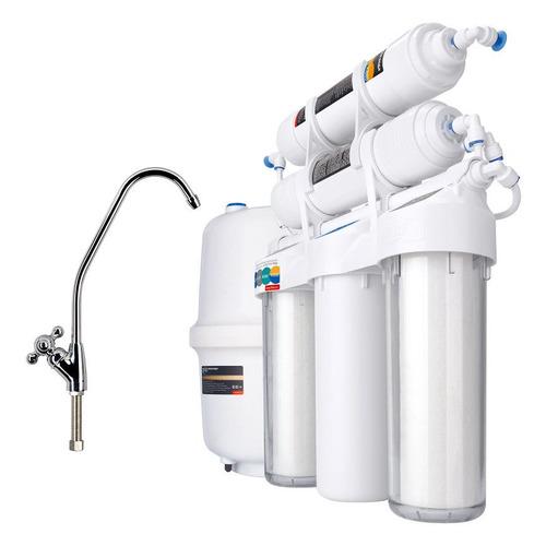 Фото - Водоочиститель PRIO НОВАЯ ВОДА Praktic Osmos OU510, белый, 15л водоочиститель prio новая вода start osmos ou580 белый 15л