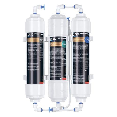 Фото - Водоочиститель PRIO НОВАЯ ВОДА TO300 Econic Osmos, белый водоочиститель prio новая вода start osmos ou580 белый 15л
