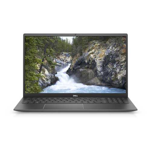 """Ноутбук DELL Vostro 5502, 15.6"""", Intel Core i5 1135G7 2.4ГГц, 8ГБ, 512ГБ SSD, Intel Iris Xe graphics , Linux, 5502-3763, серый"""