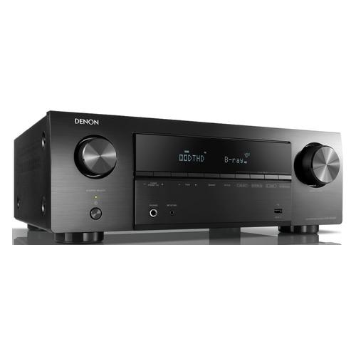 AV-ресивер DENON AVR-X550BT, черный