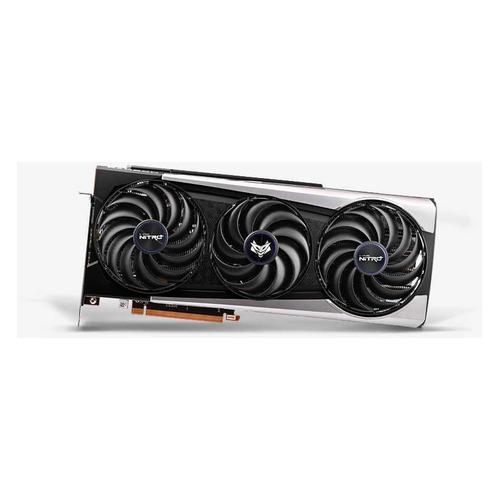 Видеокарта SAPPHIRE AMD Radeon RX 6800XT , 11304-02-20G RX 6800 XT OC NITRO+ Gaming, 16ГБ, GDDR6, OC, Ret