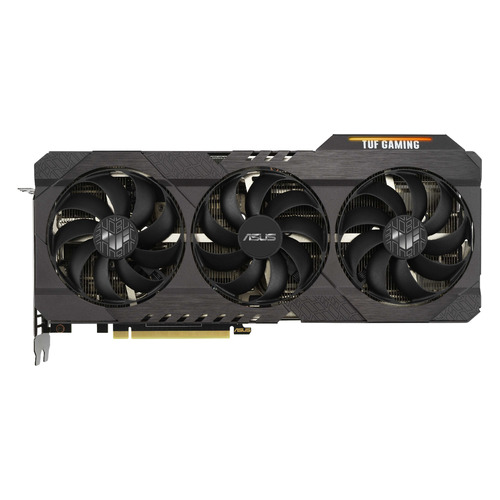 Видеокарта ASUS NVIDIA GeForce RTX 3070 , TUF-RTX3070-8G-GAMING, 8ГБ, GDDR6, Ret