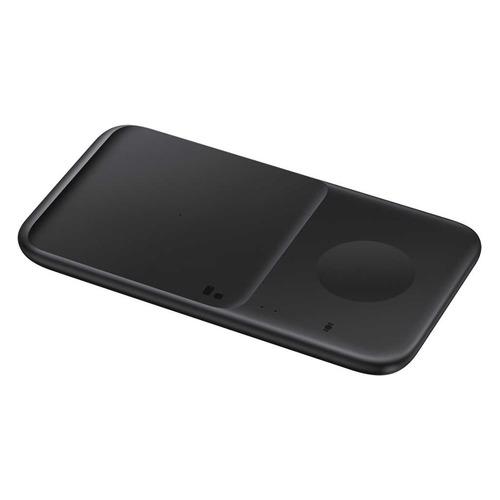 Фото - Беспроводное зарядное устройство SAMSUNG EP-P4300, USB, USB type-C, 2A, черный беспроводное зарядное устройство samsung ep p1100 usb c 1a черный ep p1100bbrgru