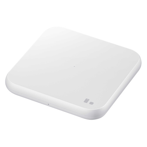 Беспроводное зарядное устройство SAMSUNG EP-P1300, USB type-C, 2A, белый беспроводное зарядное устройство samsung ep n3300 2a pd универсальное кабель usb type c белый ep n3300twrgru
