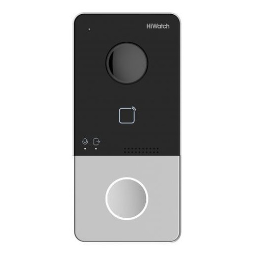 Видеодомофон HIWATCH DS-D100IPF