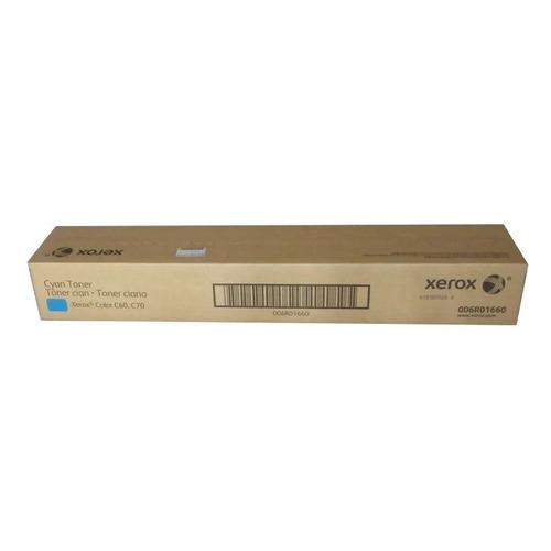 Картридж Xerox 006R01660, голубой / 006R01660