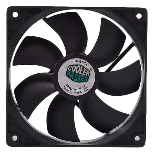 Вентилятор COOLER MASTER NCR-12K1-GP, 120мм, Ret
