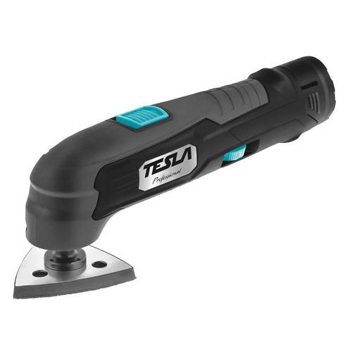 Многофункциональный инструмент TESLA TM122DC, черный/синий [623029]