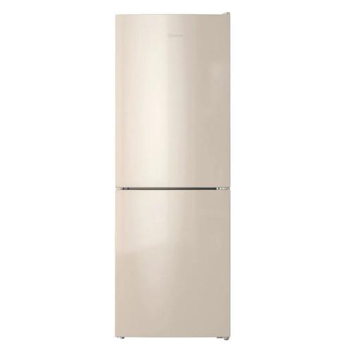 Холодильник INDESIT ITR 4160 E, двухкамерный, бежевый