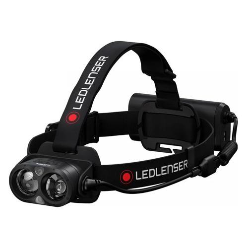 Налобный фонарь LED LENSER H19R Core, черный [502124]