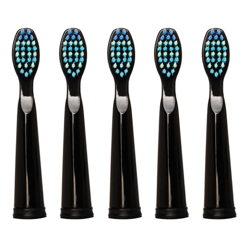 Насадка для зубных щеток SEAGO SG-010, 5 [sg-010-black]