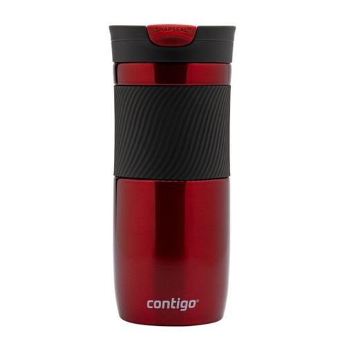 Термокружка CONTIGO Byron, 0.47л, красный 2095632