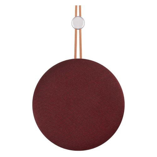 Портативная колонка ROMBICA Mysound Capella, 5Вт, красный / серый [bt-s034]