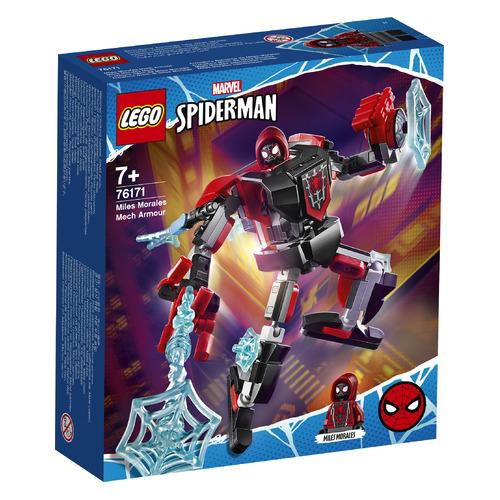 Конструктор LEGO Super Heroes Майлс Моралес: Робот, 76171