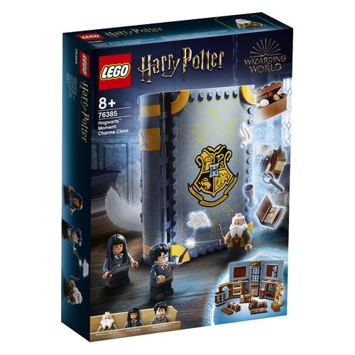 Конструктор LEGO Harry Potter Учеба в Хогвартсе: Урок заклинаний, 76385
