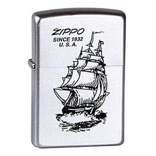 Фото - Зажигалка Zippo Boat-Zippo 205 Boat-Zippo латунь/сталь серебристый zippo zippo 24935