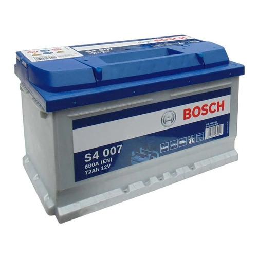 Аккумулятор автомобильный BOSCH S4 Silver 72Ач 680A [0092s40070]