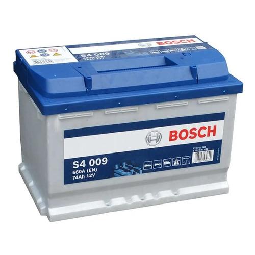 Аккумулятор автомобильный BOSCH S4 Silver 74Ач 680A [0092s40090]