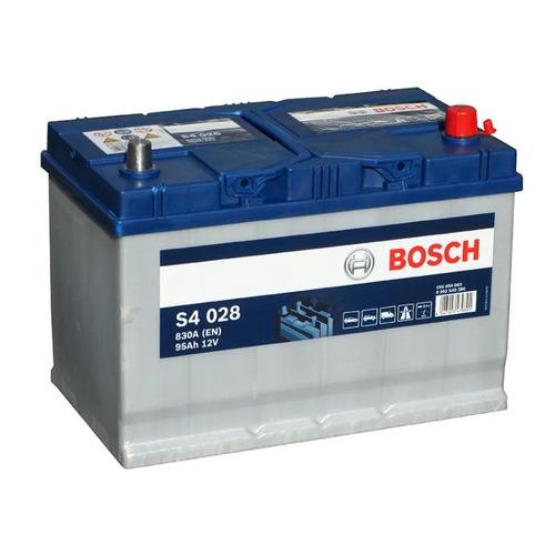 Аккумулятор автомобильный BOSCH S4 Silver 95Ач 830A [0092s40280]
