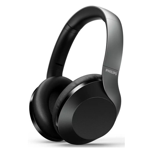 Гарнитура PHILIPS TAPH805BK/00, 3.5 мм/Bluetooth, накладные, черный