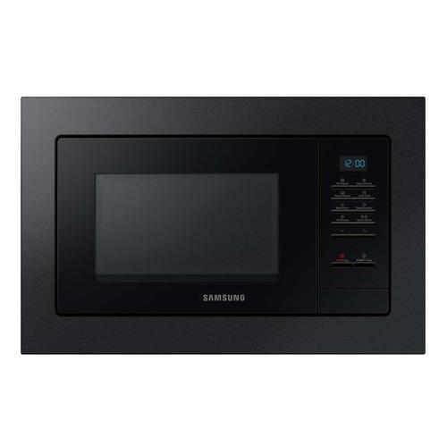 Микроволновая Печь Samsung MS20A7013AB/BW 20л. 850Вт черный (встраиваемая)