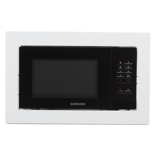 Микроволновая Печь Samsung MS20A7013AL/BW 20л. 850Вт белый/черный (встраиваемая)