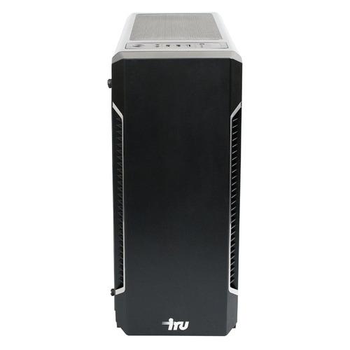Компьютер IRU Game 717, Intel Core i7 10700F, DDR4 16ГБ, 1ТБ, 500ГБ(SSD), NVIDIA GeForce RTX 3070 - 8192 Мб, Windows 10 Home, черный [1473604]