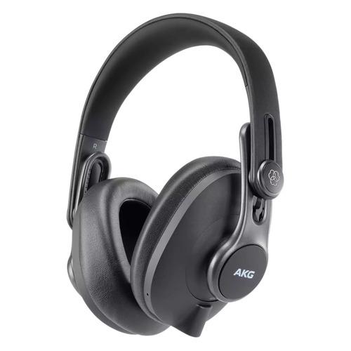 Гарнитура AKG K371BT, 3.5 мм/Bluetooth, мониторные, черный