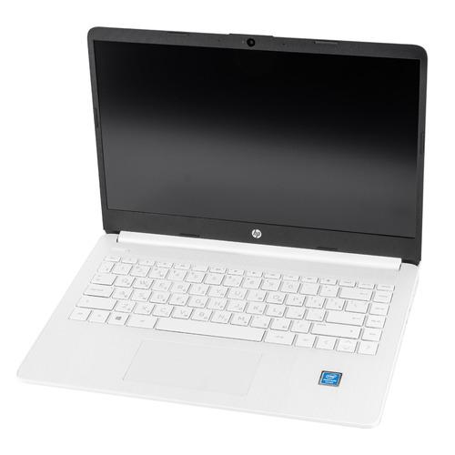 "Ноутбук HP 14s-dq0043ur, 14"", IPS, Intel Pentium Silver N5030 1.1ГГц, 4ГБ, 256ГБ SSD, Intel UHD Graphics 605, Windows 10, 3B3L4EA, белый"