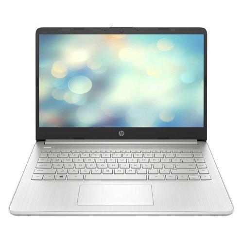 "Ноутбук HP 14s-fq1018ur, 14"", IPS, AMD Ryzen 3 5300U 2.6ГГц, 8ГБ, 256ГБ SSD, AMD Radeon , Free DOS 3.0, 3B2V2EA, серебристый"