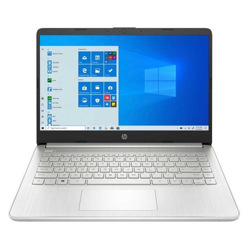 "Ноутбук HP 14s-fq1017ur, 14"", IPS, AMD Ryzen 3 5300U 2.6ГГц, 8ГБ, 256ГБ SSD, AMD Radeon , Windows 10, 3B3N3EA, серебристый"