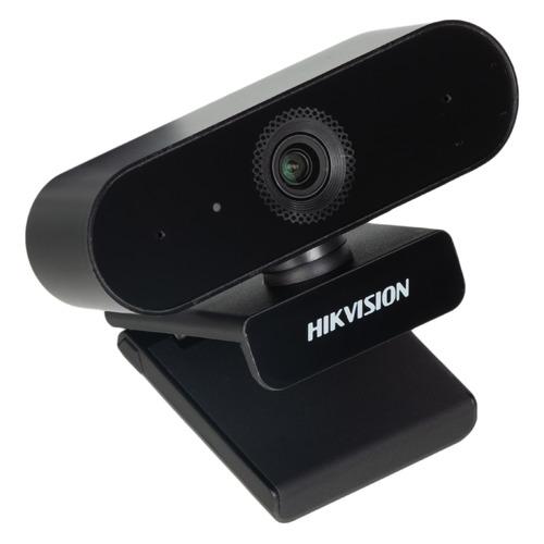 Фото - Web-камера HIKVISION DS-U02, черный [ds-u02(3.6mm)] видеорегистратор для видеонаблюдения hikvision hiwatch ds h116g