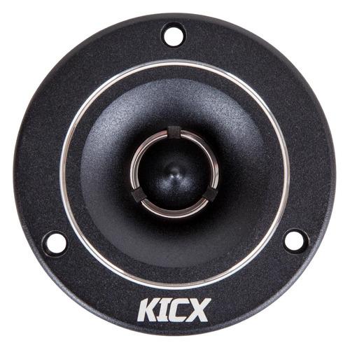 Колонки автомобильные KICX DTC 36 ver.2, 7.2 см (3 дюйм.), комплект 2 шт. [4500271]