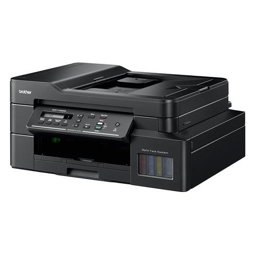 Фото - МФУ струйный BROTHER InkBenefit Plus DCP-T720DW, A4, цветной, струйный, черный [dcpt720dwr1] кабель hama microusb usb type c черный 0 75м 00135713