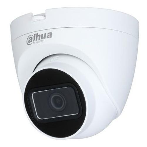 Камера видеонаблюдения DAHUA DH-HAC-HDW1200TRQP-A-0360B, 1080p, 3.6 мм, белый камера видеонаблюдения dahua dh hac hfw1409tp a led 0360b 1440p 3 6 мм белый