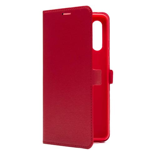 Фото - Чехол (флип-кейс) BORASCO Book case, для Samsung Galaxy A32, красный [39879] чехол флип кейс borasco shell case для samsung galaxy m21 зеленый [39139]