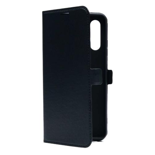 Фото - Чехол (флип-кейс) BORASCO Book case, для Samsung Galaxy A32, черный [39881] чехол флип кейс borasco shell case для samsung galaxy m21 зеленый [39139]