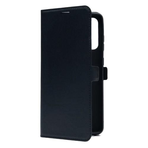 Фото - Чехол (флип-кейс) BORASCO Book case, для Samsung Galaxy A72, черный [39831] чехол флип кейс borasco shell case для samsung galaxy m21 зеленый [39139]