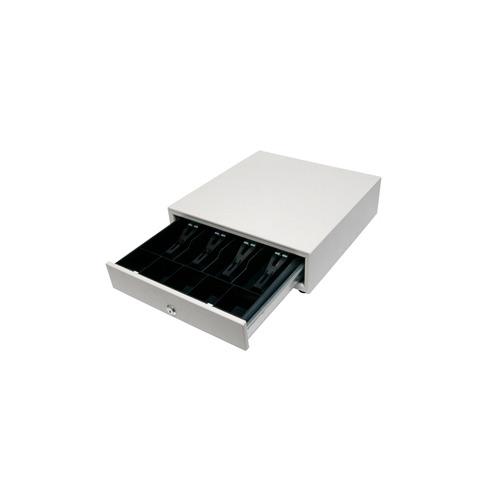 Ящик денеж. Штрих-М 72318 Штрих-MiniCD 4отдел. белый