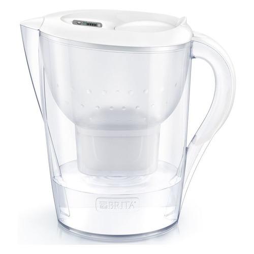 Фильтр для воды BRITA Marella MX+ Memo XL, белый, 3.5л
